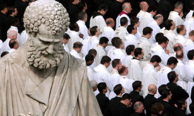 """Padre Selin: """"Il celibato? Non deve pesare è  un dono dello Spirito Santo"""""""