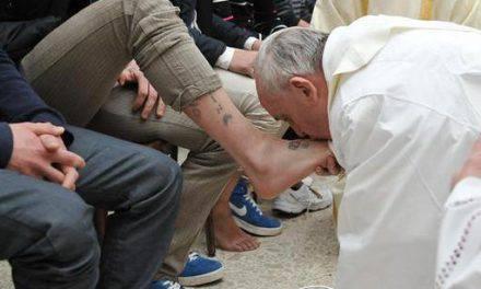 Visita del papa al carcere di Paliano, laverà i piedi ai carcerati