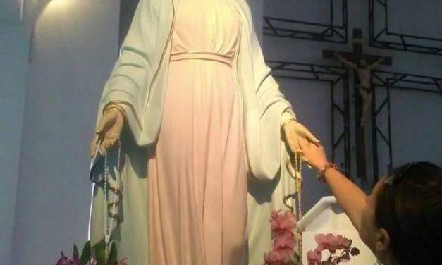 Atto di consacrazione a Maria in questi tempi difficili