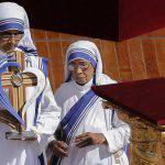 Le reliquie di Madre Teresa e Padre Criscitelli per la celebrazione della Madonna di Sheshan