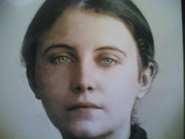 Oggi ricordiamo Santa Gemma Galgani
