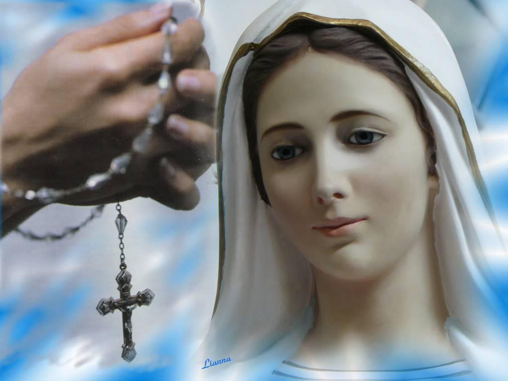 I consigli della Madonna a chi si sente depresso e indegno del perdono