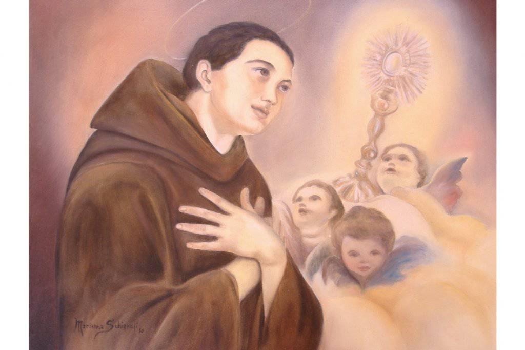 Oggi ricordiamo San Pasquale Baylon, protettore delle donne