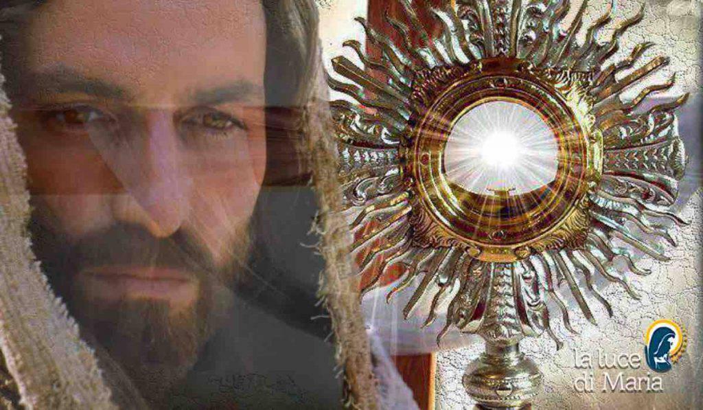 Anima di Cristo gesù