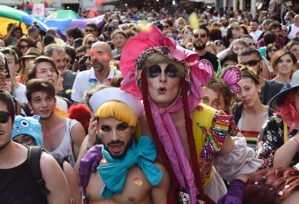 ddl zan scalfarotto omofobia gay pride