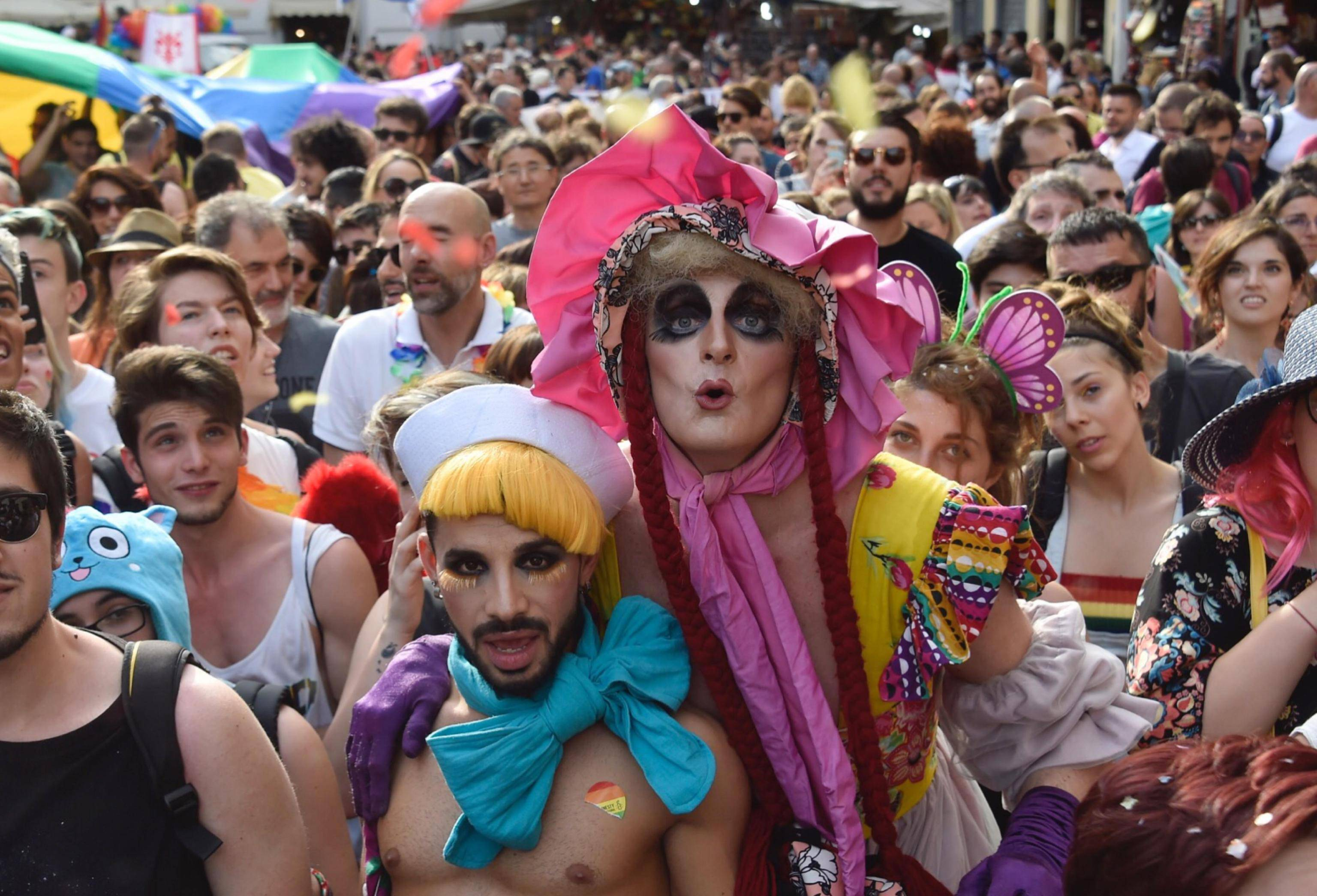 Allerta: sabato 9 Giugno il Gay Pride sarà a Roma, nel giorno del Cuore Immacolato di Maria