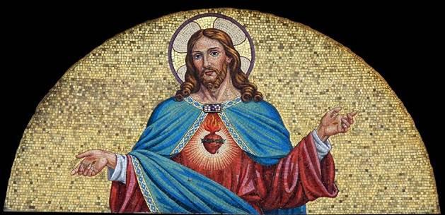 Oggi ci consacriamo al Sacro Cuore di Gesù