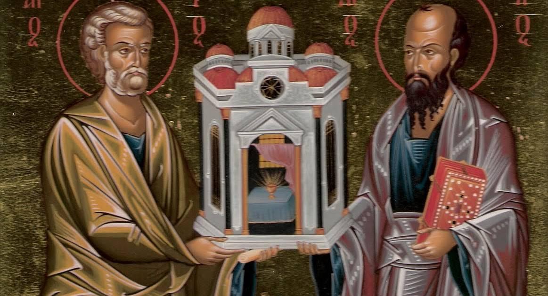 Triduo ai Santi Pietro e Paolo. Terzo giorno