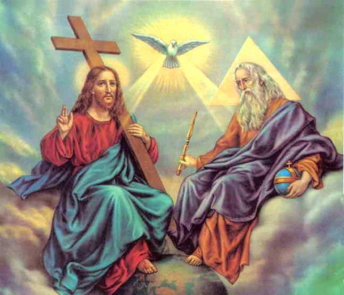 Cosa celebriamo nel giorno della Santissima Trinità?