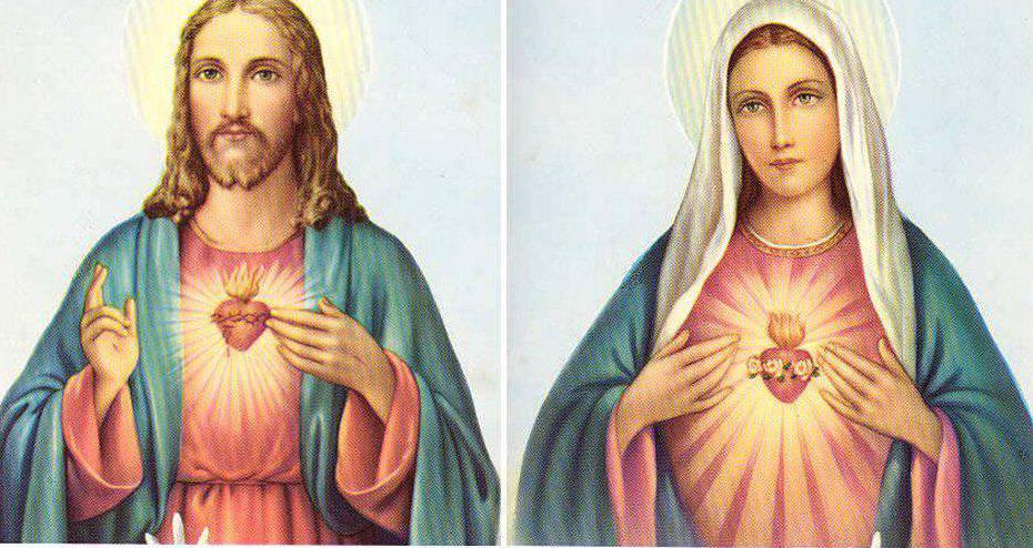 consacrazione nuovo anno a Maria e Gesù
