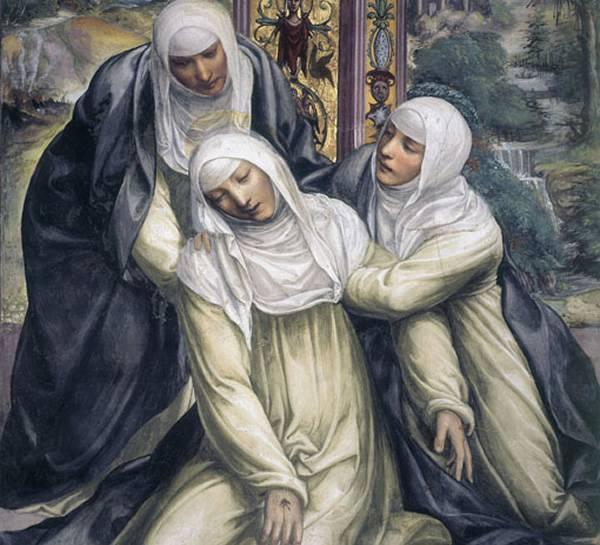 Oggi celebriamo Santa Caterina da Siena