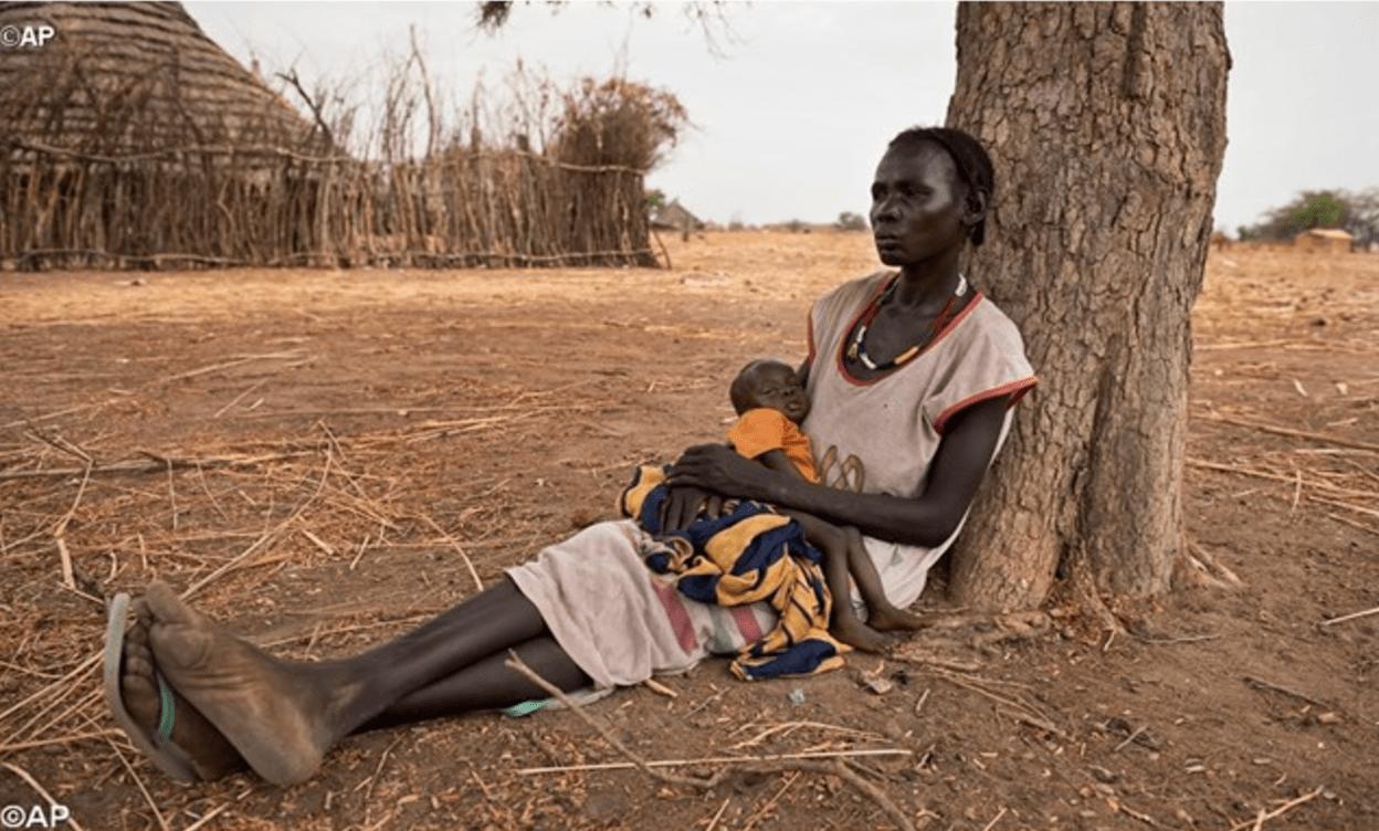 In Africa è emergenza fame, il Papa dona 25mila euro alla Fao