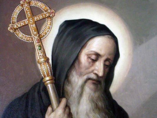 Oggi ricordiamo San Benedetto da Norcia