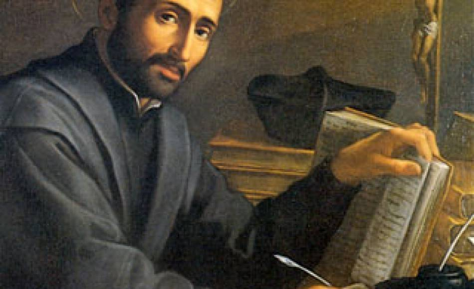 Oggi celebriamo Sant' Ignazio di Loyola
