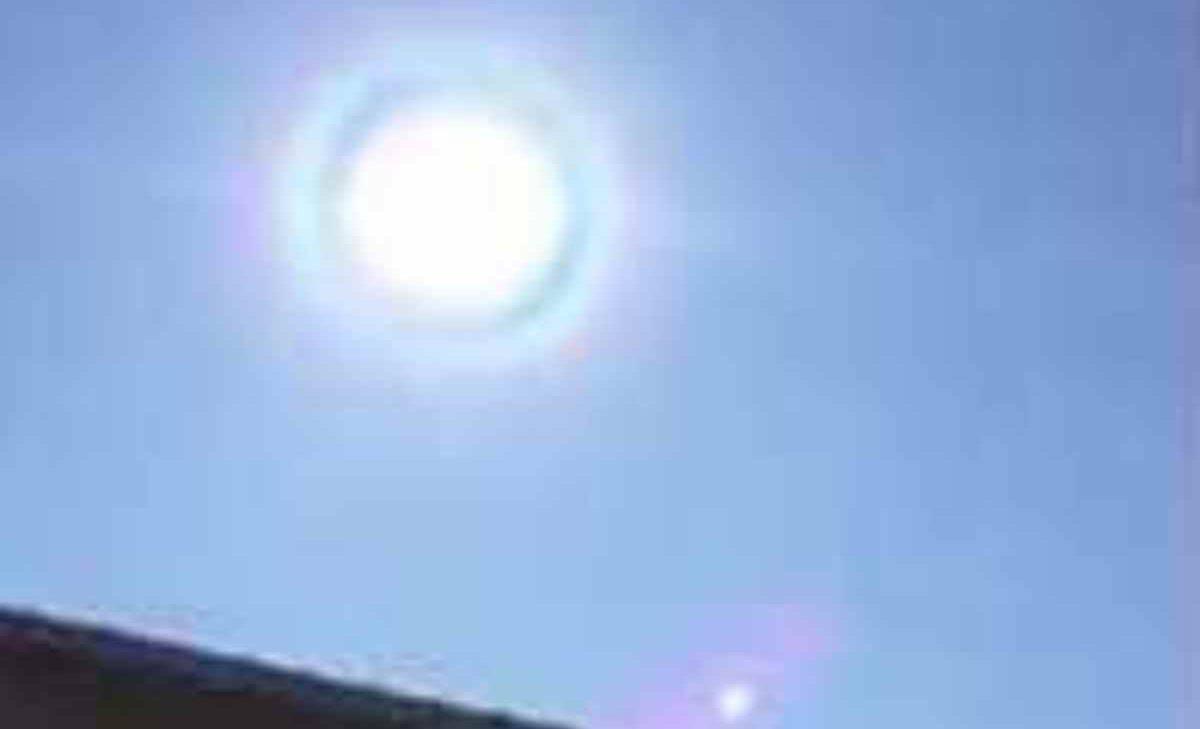 Medjugorje: il miracolo dell'arcobaleno attorno al sole – Video