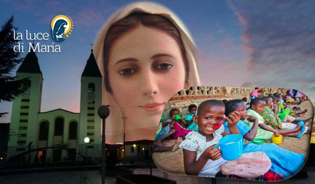 Medjugorje Mary's Meals