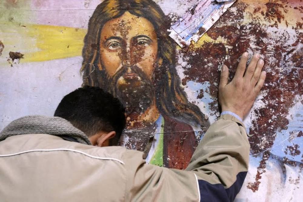 I cristiani stanno diminuendo