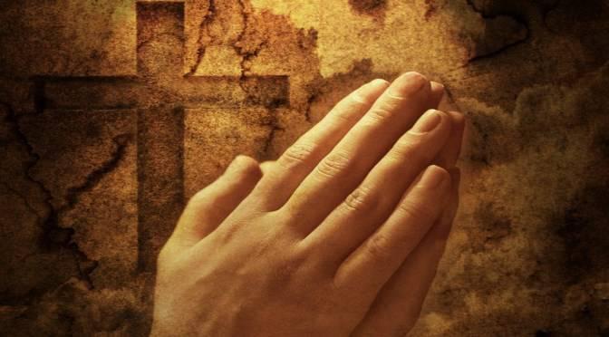 Nella preghiera cerchiamo di non distrarci