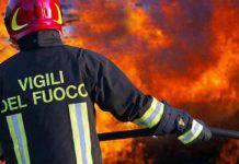 salvati dalle fiamme