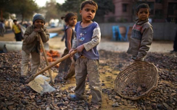 Le parole di un bambino, vittima della guerra