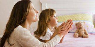 preghiera per i bambini