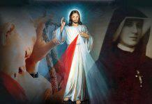Santa faustina e Gesù