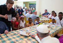 poveri e papa francesco
