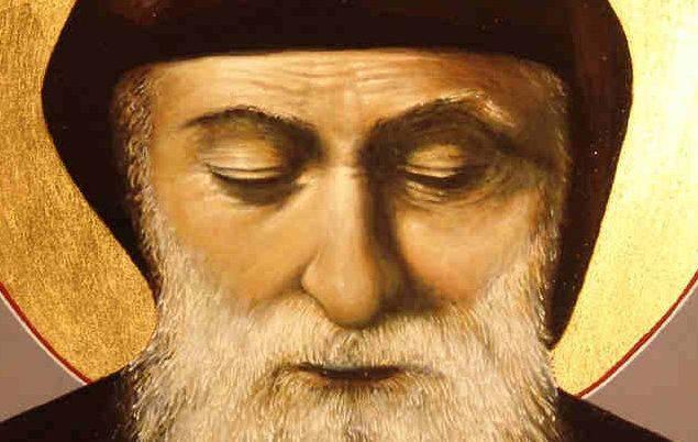 San Charbel e il profumo dell'olio benedetto