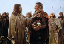 Il centurione e Gesù