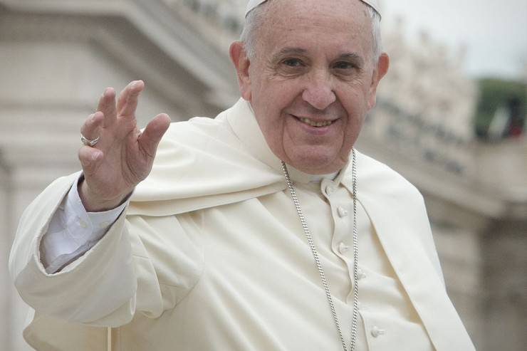 Il Papa ci consiglia di essere sempre noi stessi