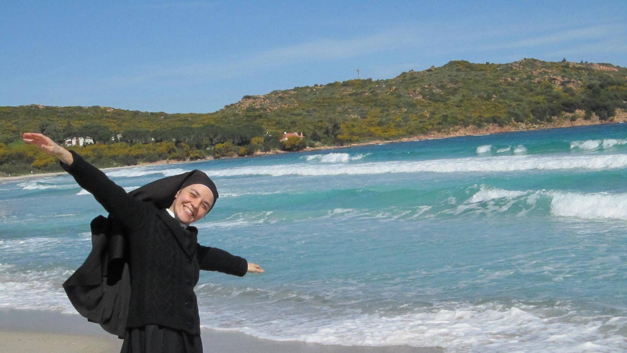 Lourdes ha trasformato la vita di suor Manuela