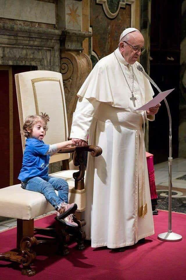 Papa Francesco e la tenerezza di Dio