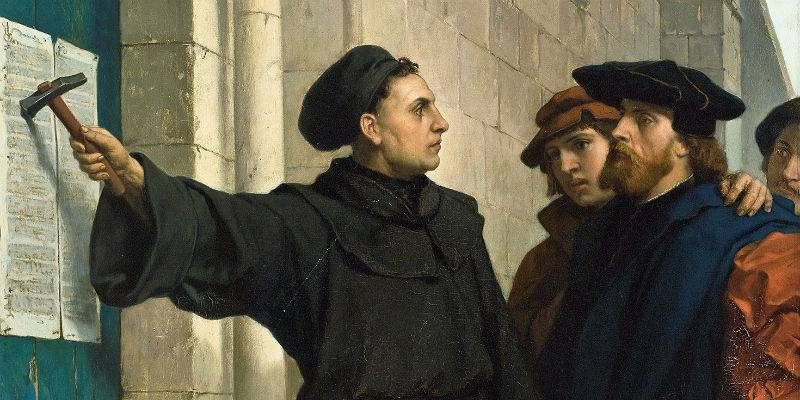 Come vedono Maria i protestanti