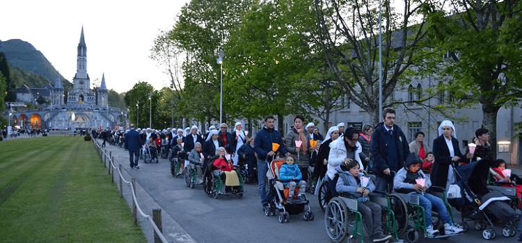 Un viaggio a Lourdes ti cambia la vita