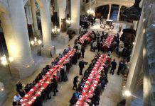 chiese trasformate in ristoranti