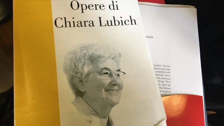 Presto beata Chiara Lubich