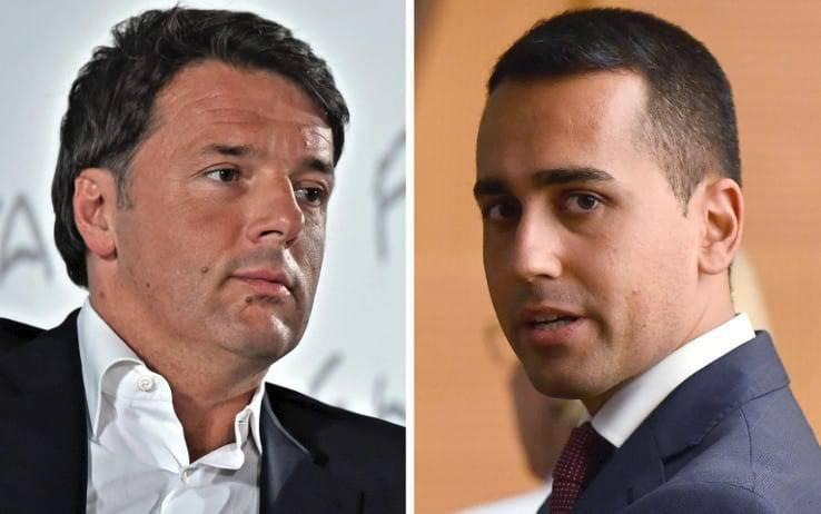 Renzi e Di maio snobbano  il convegno sulla natalità