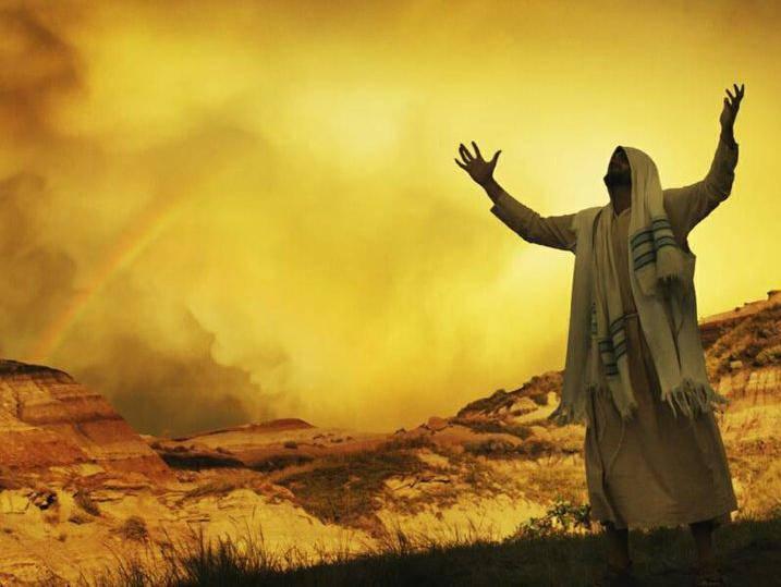 Gesù caccia spiriti immondi