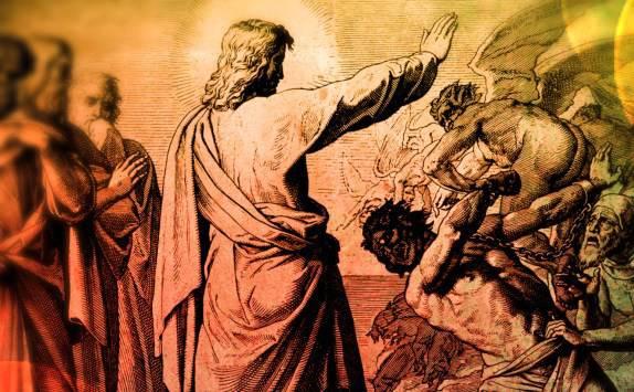 Secondo la chiesa, chi può liberare dal demonio?