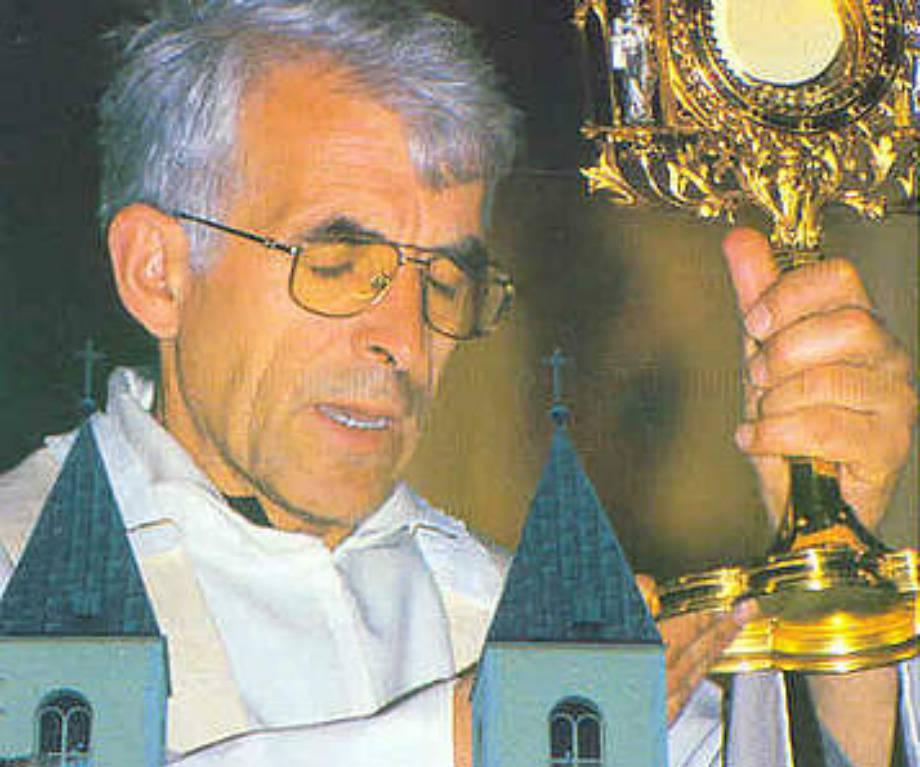 Padre Slavko e la preghiera del cuore