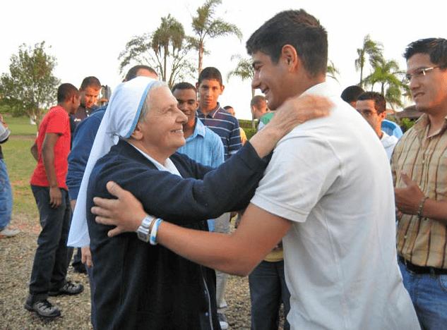Padre Ivan recuperato nella comunità cenacolo