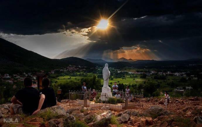 Silvia Buso: un miracolo avvenuto a Medjugorje