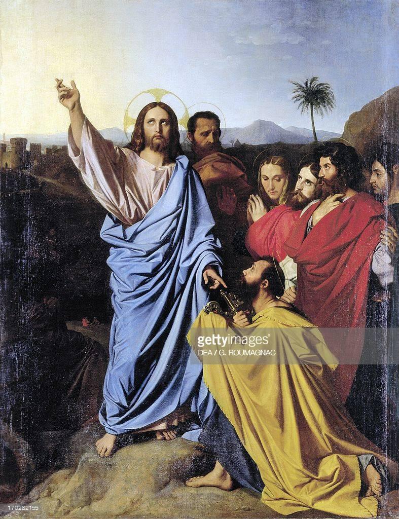 Vangelo del giorno secondo Matteo16,13-19