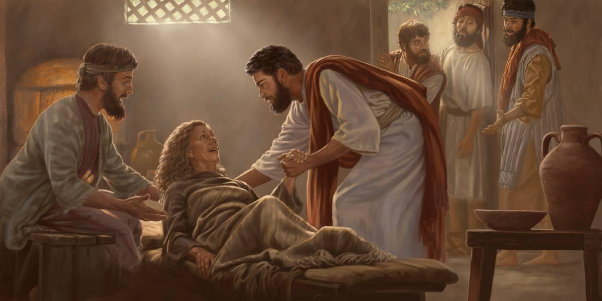 Risultato immagini per Marco 1, 29-39