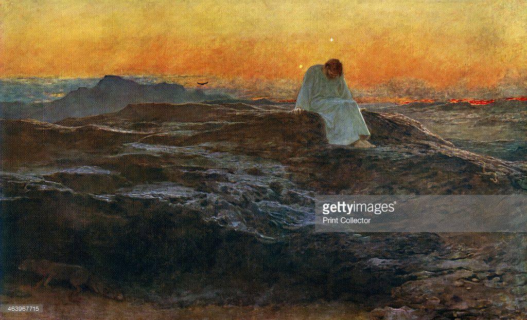 Vangelo secondoMc 1,12-15 tentazioni nel deserto