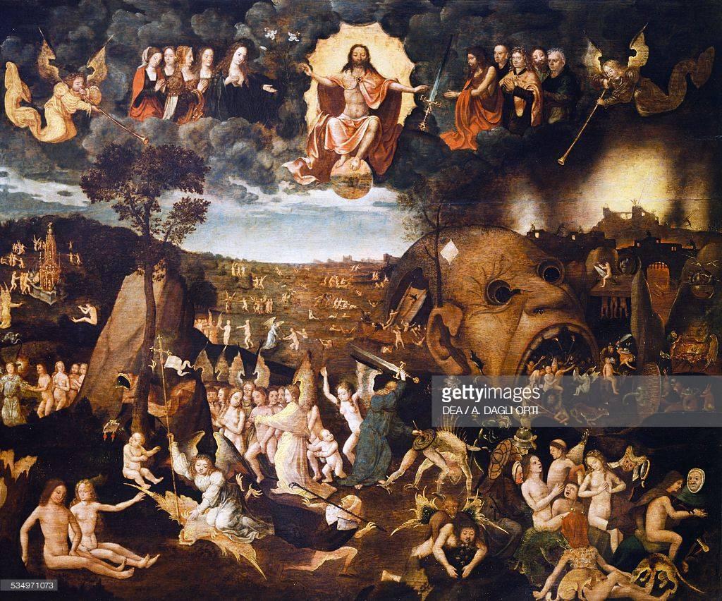 Dal Vangelo secondo Matteo25,31-46 . il Giudizio