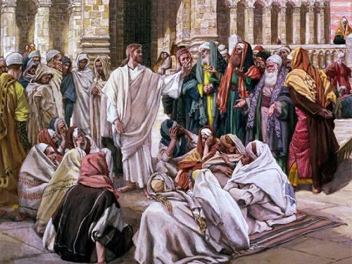 Vangelo del giorno secondo Matteo23,1-12