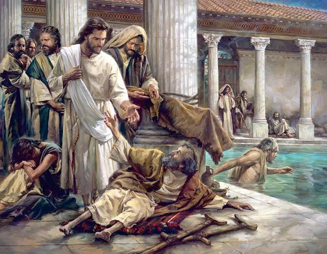 Vangelo del 5 febbraio secondo Marco6,53-56
