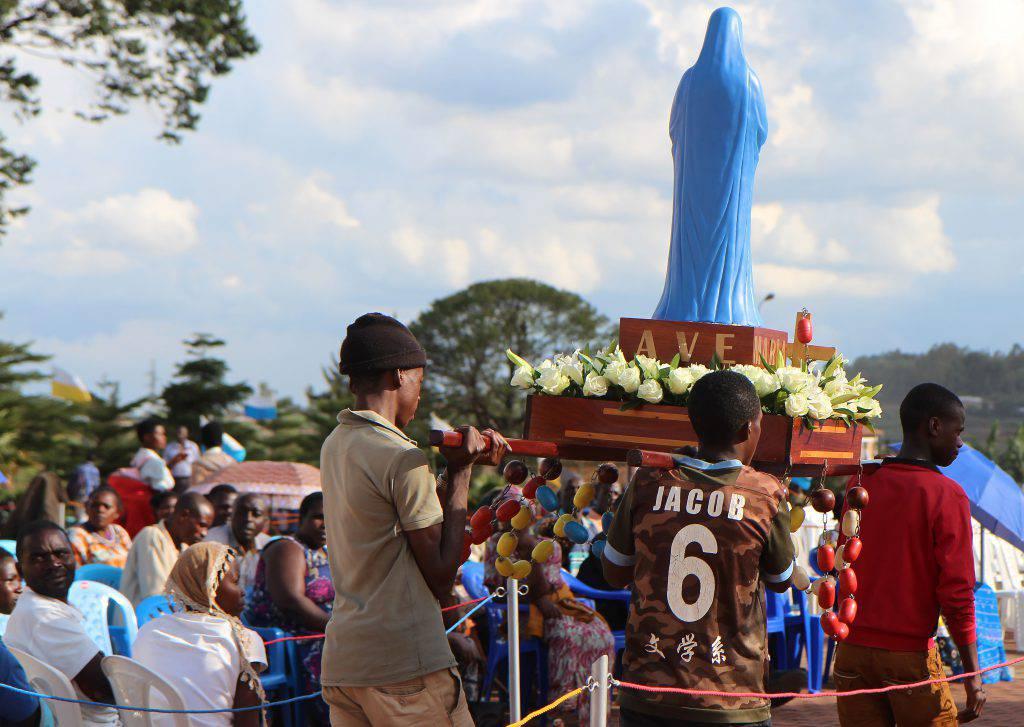 La profezia della Madonna di Kibeho sui genocidi in Ruanda