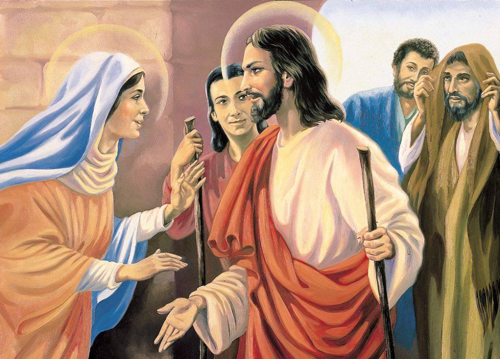 Vangelo del giorno secondo Matteo20,17-28